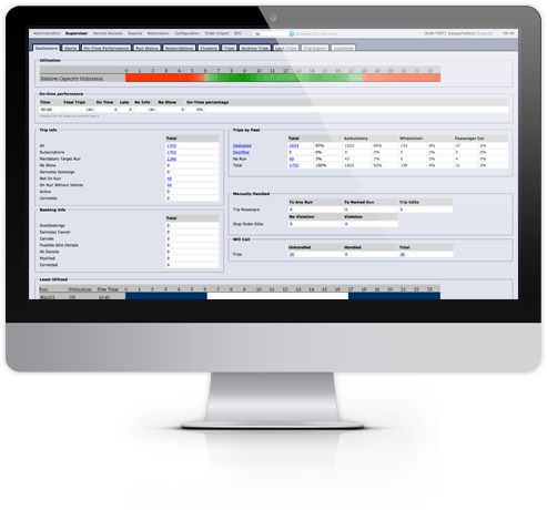 Ecolane Route Scheduling Software