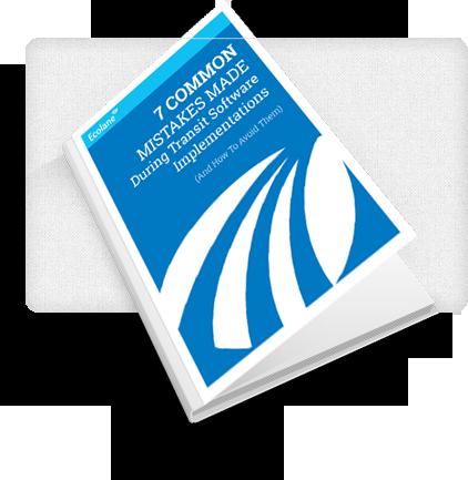 Transportation Software and Demand Response Management System