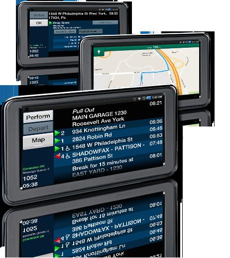 Mobile Data Software