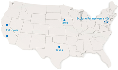 US Satellite Offices of Ecolane, a Provider of Paratransit Dispatch Software