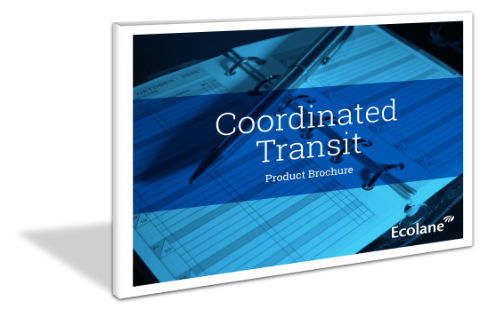 coordinated transit product brochure