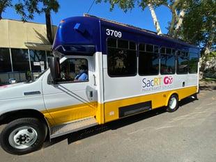 Sacramento Regional Transit's Success Story