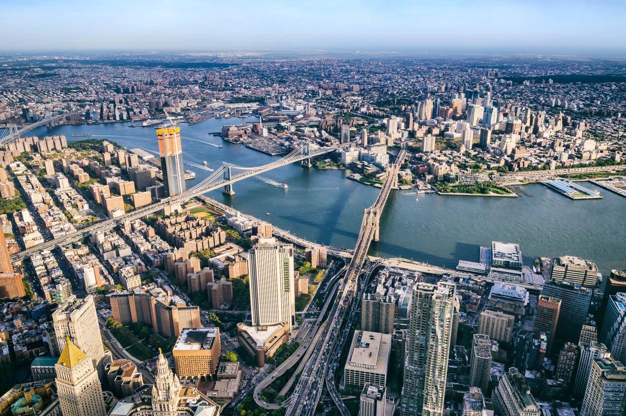 Manhattan Cityscape - Blog Page