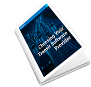 eBook on Transit Provider and Software Vendor