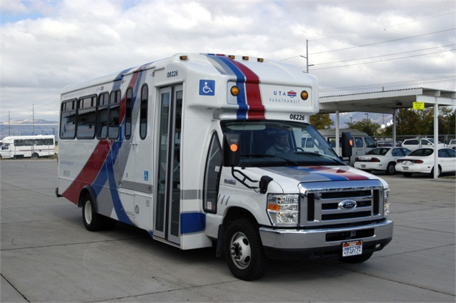 Challenges in transportation and logistics facing paratransit